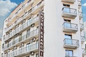 Exarchion Hotel_accommodation_in_Hotel_Central Greece_Attica_Athens
