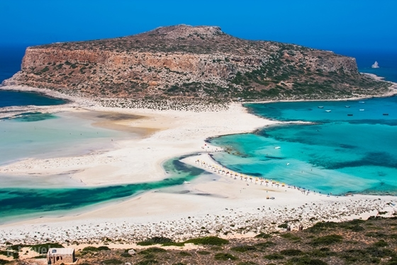 Balos-Crete, Tourist guide, travel catalog, Greece tourist catalogue,e-travels.gr