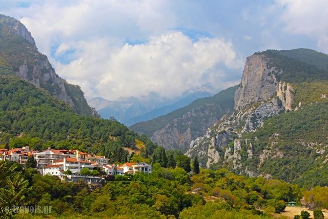 Mount Olympus, Tourist guide, travel catalogue,e-travels.gr