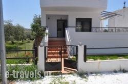 Scandia Villas in Potos, Thasos, Aegean Islands